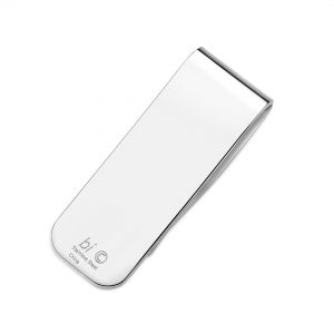 Stainless Steel Simple Money Clip - 19 MM
